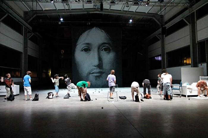 MITsp 2014 – Espetáculo: Sobre o conceito de rosto no filho de Deus