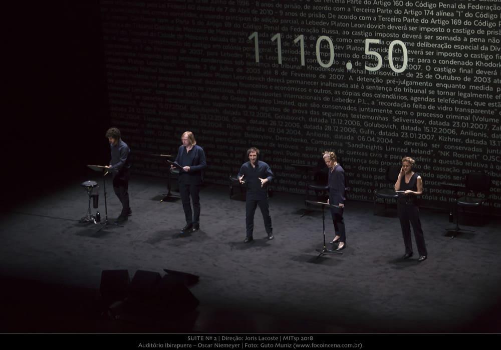 MITsp 2018 - Espetáculo: Suíte n°2